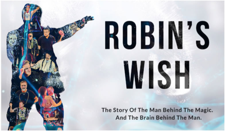Documentary Screening of Robin's Wish